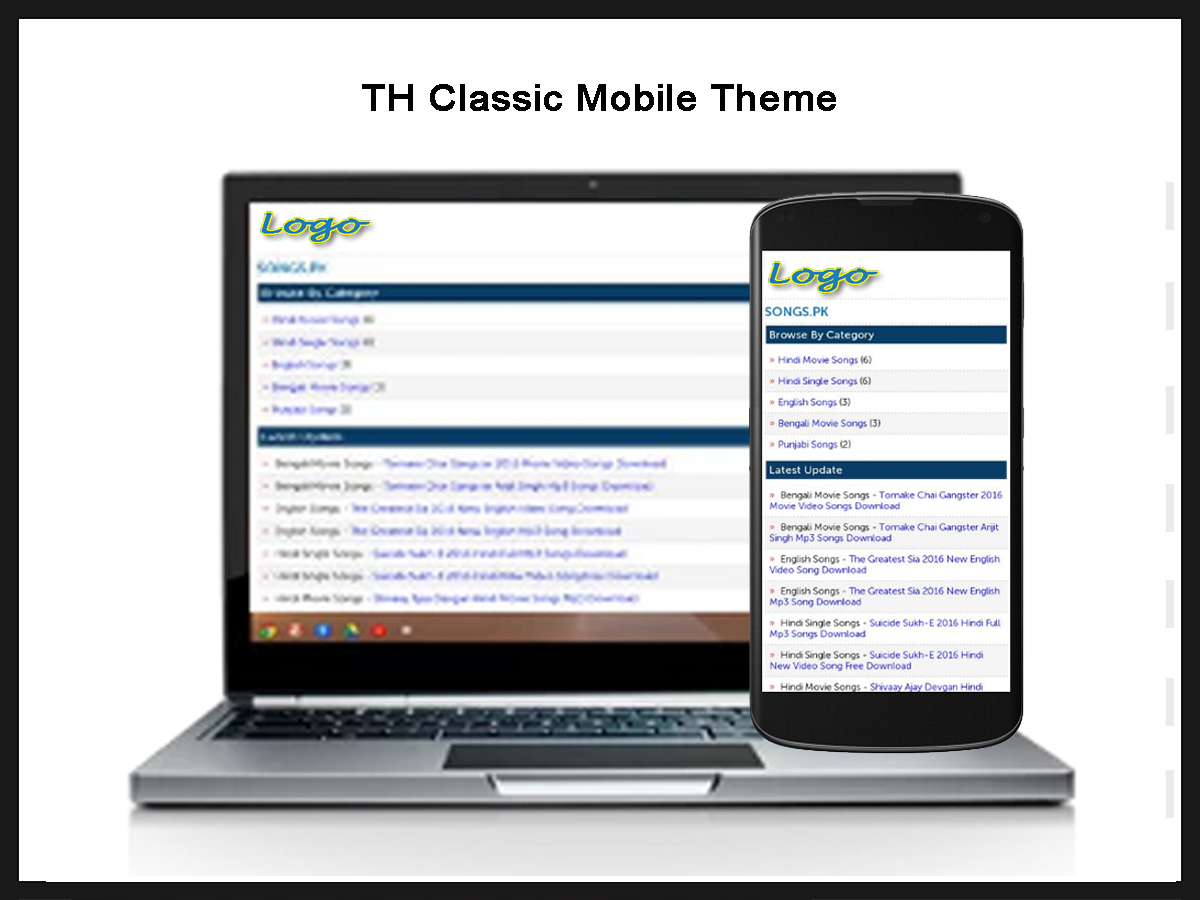 ThClassic Free Wordpress theme